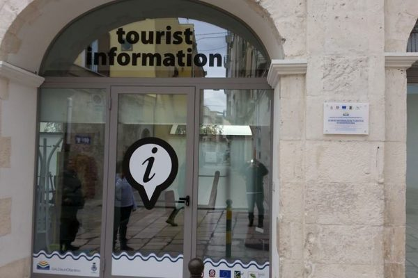 Infopoint turistico Manfredonia