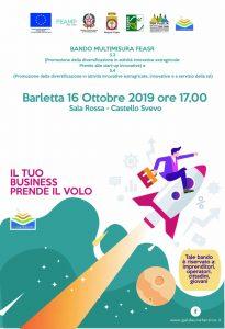 ANIMAZIONE BANDO 5.3-5.4 BARLETTA
